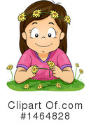 Girl Clipart #1464828 by BNP Design Studio