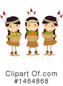Girl Clipart #1464868 by BNP Design Studio