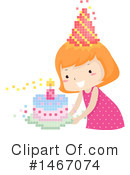 Girl Clipart #1467074 by BNP Design Studio