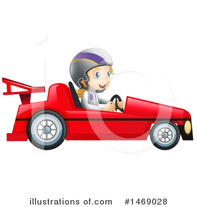 Racing Clipart #1469028 by Graphics RF