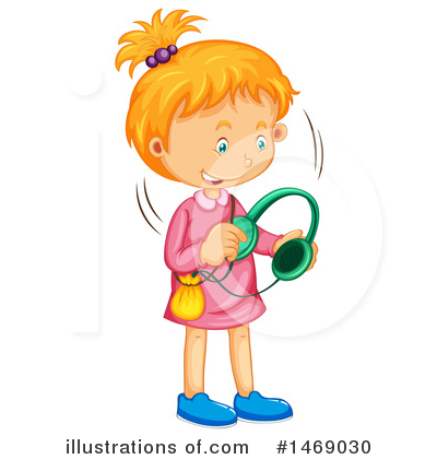 Royalty-Free (RF) Girl Clipart Illustration by Graphics RF - Stock Sample #1469030