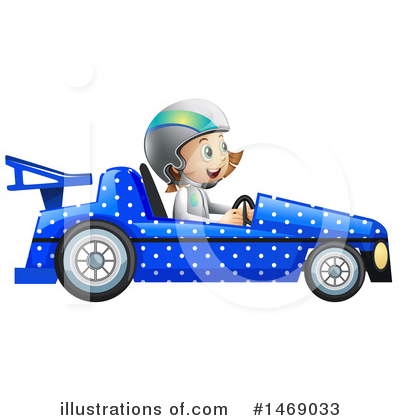 Racing Clipart #1469033 by Graphics RF