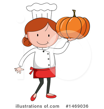 Chef Clipart #1469036 by Graphics RF
