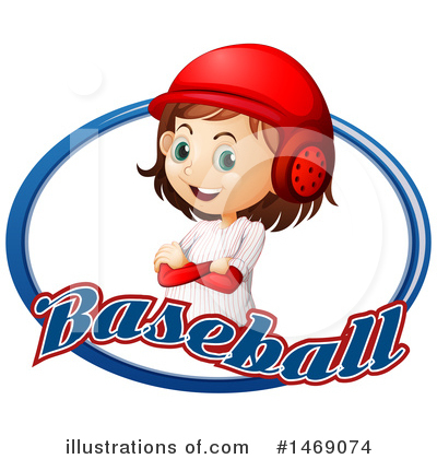 Baseball Clipart #1469074 by Graphics RF