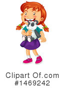 Girl Clipart #1469242 by Graphics RF
