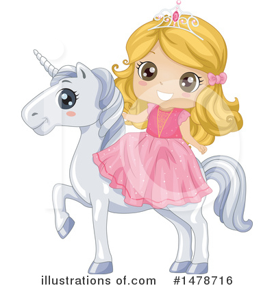 Princess Clipart #1478716 by BNP Design Studio