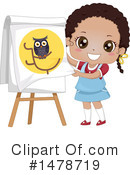 Royalty-Free (RF) Girl Clipart Illustration #1478719