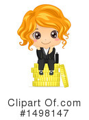 Girl Clipart #1498147 by BNP Design Studio