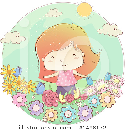 Spring Time Clipart #1498172 by BNP Design Studio