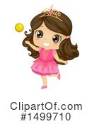 Girl Clipart #1499710 by BNP Design Studio