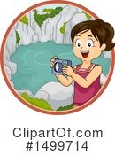 Royalty-Free (RF) Girl Clipart Illustration #1499714