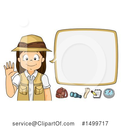 Talking Clipart #1499717 by BNP Design Studio