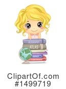 Royalty-Free (RF) Girl Clipart Illustration #1499719