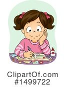 Girl Clipart #1499722 by BNP Design Studio
