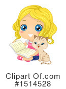 Girl Clipart #1514528 by BNP Design Studio