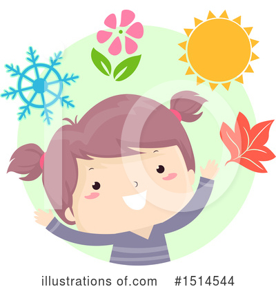 Snowflake Clipart #1514544 by BNP Design Studio