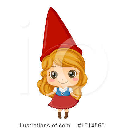 Gnome Clipart #1514565 by BNP Design Studio
