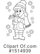 Girl Clipart #1514939 by visekart