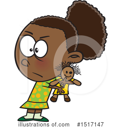 Girl Clipart #1517147 by toonaday
