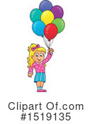 Girl Clipart #1519135 by visekart