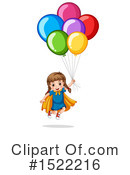 Girl Clipart #1522216 by Graphics RF
