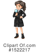 Girl Clipart #1522217 by Graphics RF