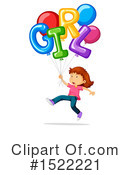 Girl Clipart #1522221 by Graphics RF