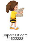 Girl Clipart #1522222 by Graphics RF