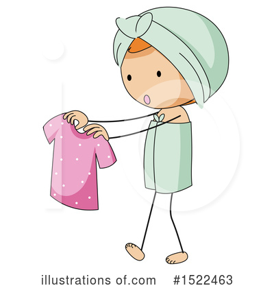 Royalty-Free (RF) Girl Clipart Illustration by Graphics RF - Stock Sample #1522463
