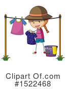 Girl Clipart #1522468 by Graphics RF