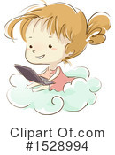 Girl Clipart #1528994 by BNP Design Studio