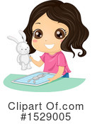 Girl Clipart #1529005 by BNP Design Studio
