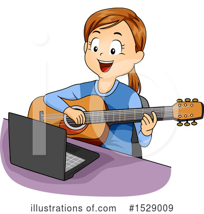 Music Clipart #1529009 by BNP Design Studio