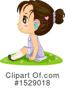 Girl Clipart #1529018 by BNP Design Studio
