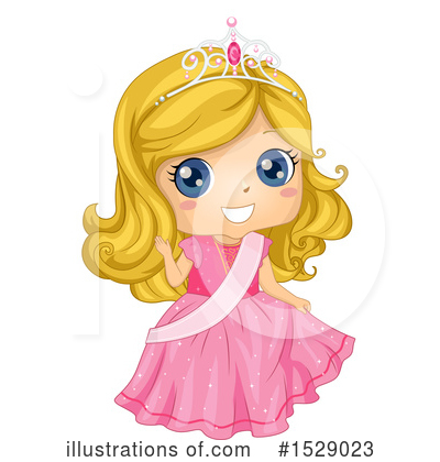 Royalty-Free (RF) Girl Clipart Illustration by BNP Design Studio - Stock Sample #1529023