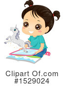 Girl Clipart #1529024 by BNP Design Studio