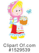 Girl Clipart #1529539 by Alex Bannykh