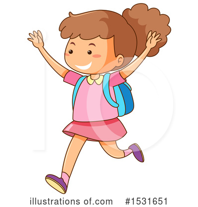 School Clipart #1531651 by Graphics RF