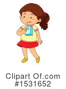 Girl Clipart #1531652 by Graphics RF