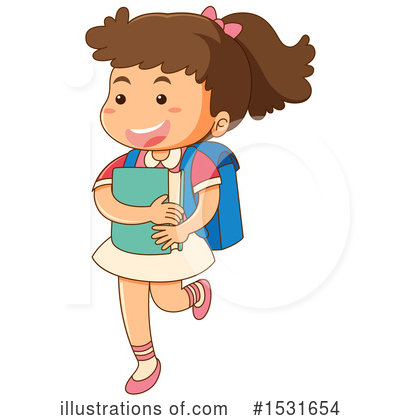 School Clipart #1531654 by Graphics RF