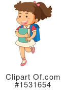 Girl Clipart #1531654 by Graphics RF