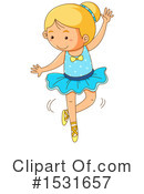 Girl Clipart #1531657 by Graphics RF