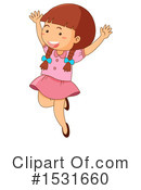 Girl Clipart #1531660 by Graphics RF