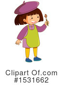 Girl Clipart #1531662 by Graphics RF