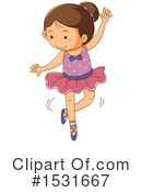 Girl Clipart #1531667 by Graphics RF