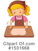 Girl Clipart #1531668 by Graphics RF