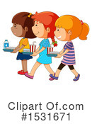 Girl Clipart #1531671 by Graphics RF