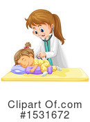 Girl Clipart #1531672 by Graphics RF