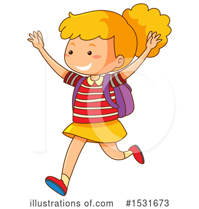 School Clipart #1531673 by Graphics RF