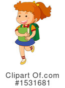 Girl Clipart #1531681 by Graphics RF